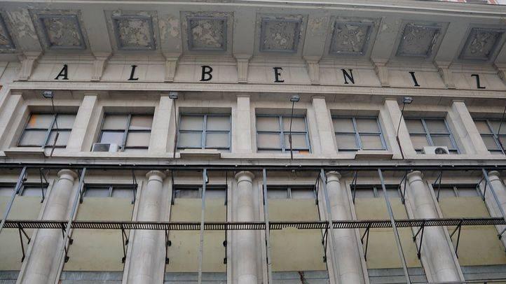 La Comunidad declara el Teatro Albéniz Bien de Interés Patrimonial
