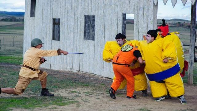 ¿Quieres participar gratis en Humor Amarillo 'The Race'?