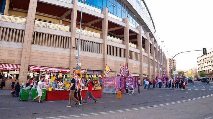 El Gobierno prohíbe las esteladas en la final de la Copa del Rey