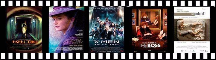 'X-Men: Apocalipsis' y 'Madame Bovary' llegan a la cartelera