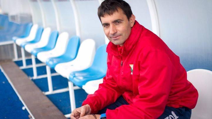 Asier Garitano entrenador del Leganés