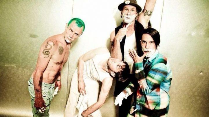 Red Hot Chili Peppers actuarán en Madrid el 27 de septiembre