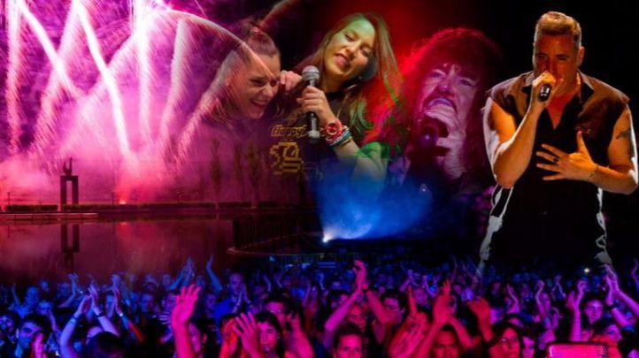 Tamara, Huecco, Ruth Lorenzo y Obus encabezarán el cartel de las fiestas patronales de Pinto