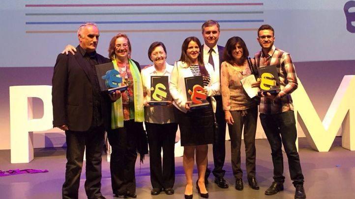 Clece entrega sus Premios Compromiso a favor de la integración