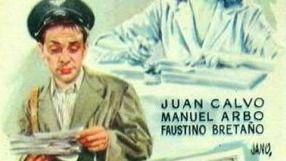 Cartel de 'Buenas Noticias', película rodada en Pinto.