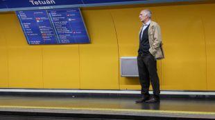 Los paros parciales de Metro arrancan con amplio seguimiento