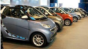 En 2015 aumentó el alquiler de coches en un 4%