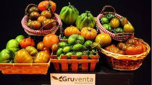 Variedades de tomates sabrosos