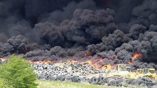 Continúa la suspensión de las clases en todos los centros escolares de Seseña a causa del incendio