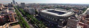 Estadio Santiago Bernabéu (archivo)