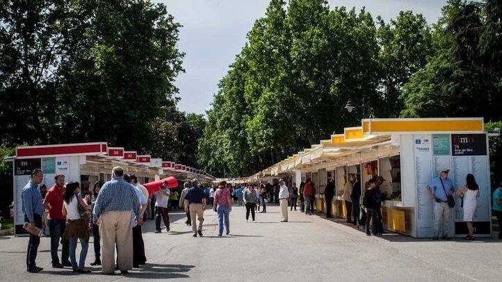 La Feria del Libro celebra su 75 aniversario