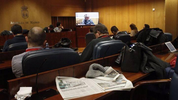 La Asamblea rechaza que el PP comparezca en la comisión de corrupción por la Púnica