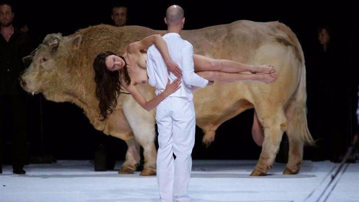 'Moisés y Aarón' en el Teatro Real