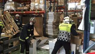Accidente laboral (archivo)