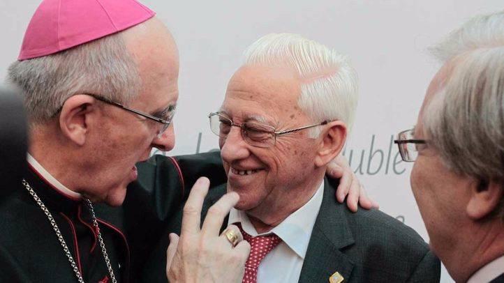 Los 'sin techo' podrán seguir la final de la Champions en la iglesia de San Antón