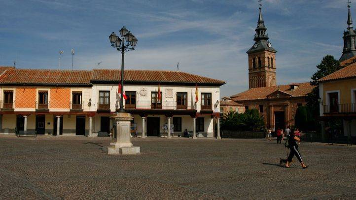Ayuntamiento de Navalcarnero. (Archivo)