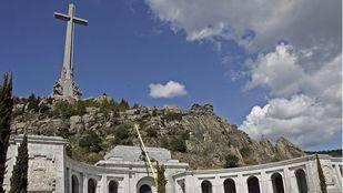 Ermita y cruz del Valle de los Ca�dos