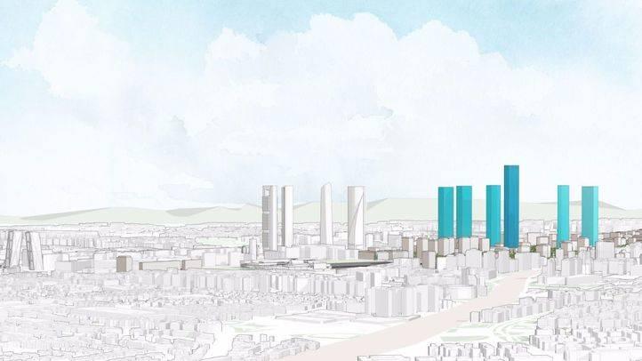 Distrito Castellana Norte detalla que su proyecto se puede
