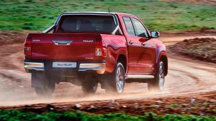 Toyota Hilux, socio fiel para el trabajo y el tiempo libre