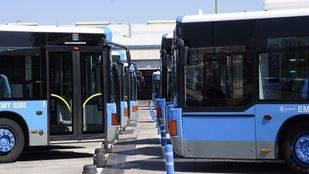 La EMT refuerza su servicio de autobuses durante la 75ª Feria del Libro