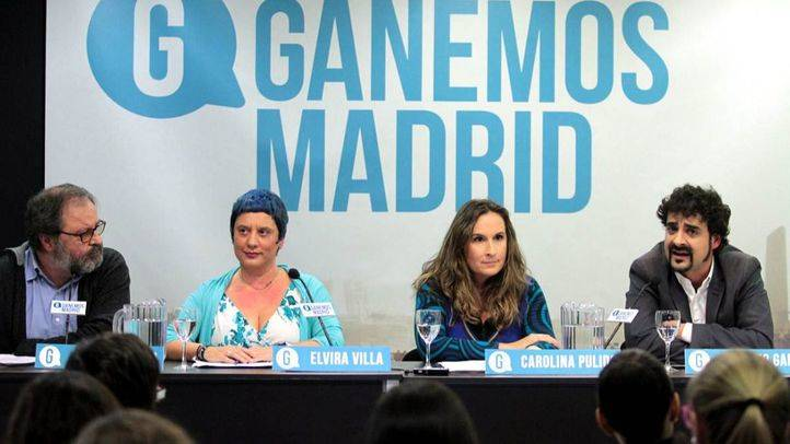 Ganemos Madrid muestra su desacuerdo con la comisión de memoria histórica municipal
