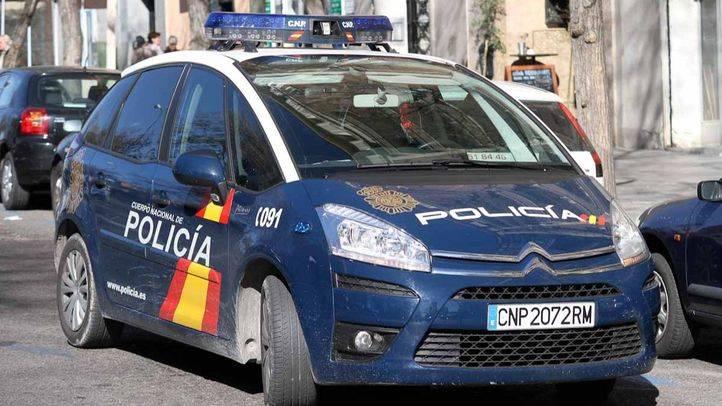 Coche patrulla de la Polic�a Nacional (archivo)