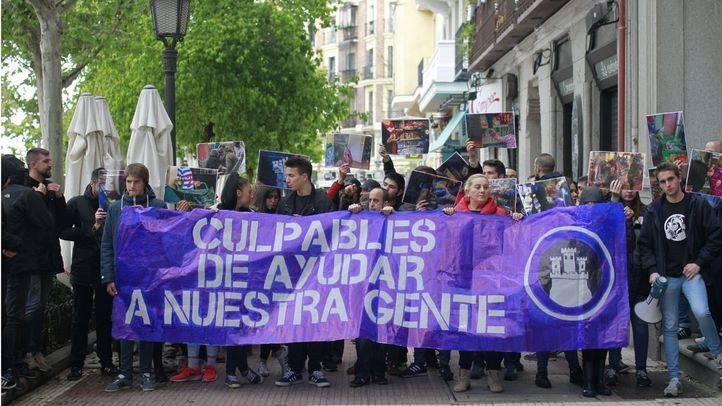El Ayuntamiento lleva a la Fiscal�a la manifestaci�n del Hogar Social Madrid