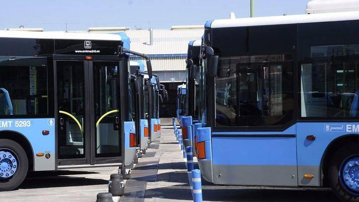 horario autobuses jaen madrid: