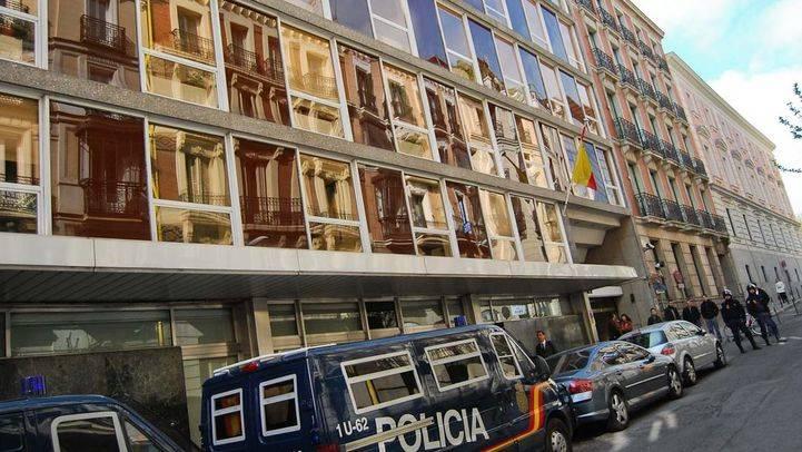 Tres siglos de cárcel para el etarra que puso un coche bomba en un BBVA de Goya