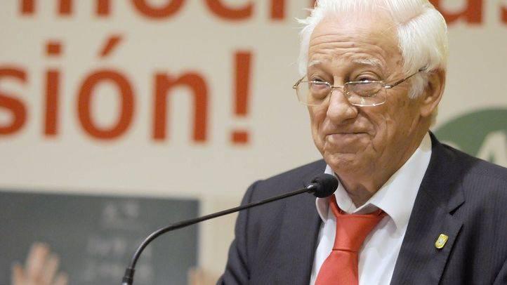 Los 'sin techo' podrán seguir el partido en la iglesia de San Antón