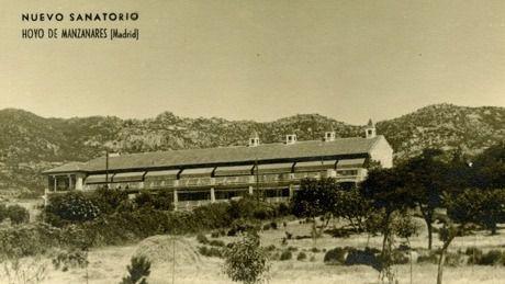¿Qué hacía Cela en este sanatorio de Hoyo?