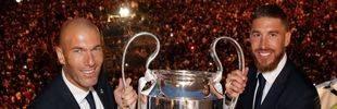 El Real Madrid pasea su Champions por la capital