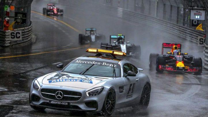 Rallye de Montecarlo y el G.P. de Mónaco