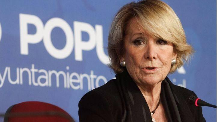 Aguirre acusa al Gobierno municipal de tratar con