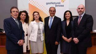 Firma del convenio para impulsar la Formaci�n Profesional Dual en  la Comunidad de Madrid.