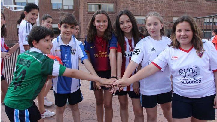 Jornada para la tolerancia en el deporte en Casvi