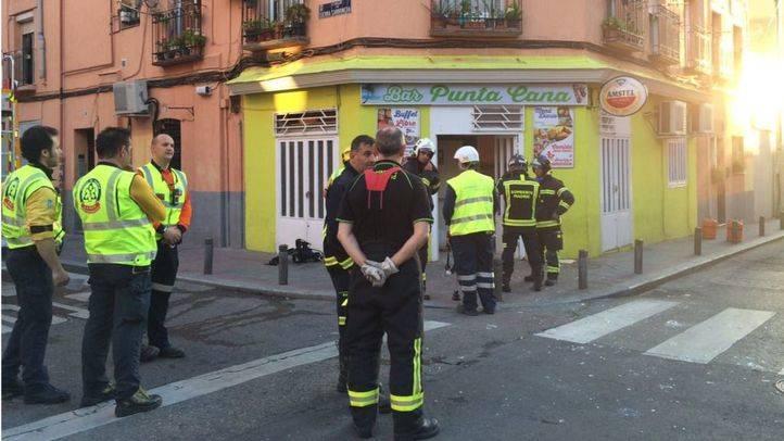 Explosición en el bar Punta Cana