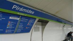 Detienen a tres grafiteros por parar el Metro y pintar los vagones