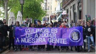 La Fiscalía abrirá una investigación por la manifestación de Hogar Social Madrid