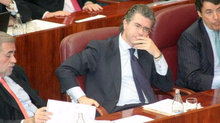 Granados se quedaba con parte del dinero que la Púnica recaudaba para el PP de Madrid