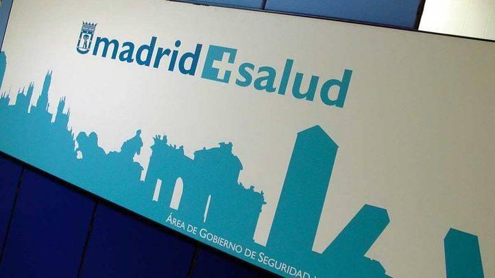 Logotipo de Madrid Salud (archivo)