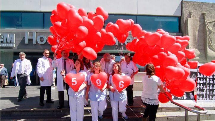 Madrid realizó 827 trasplantes de órganos en 2015
