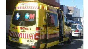 Un hombre ha muerto tras caer accidentalmente por la ventana de un tercer piso en Valdemoro.