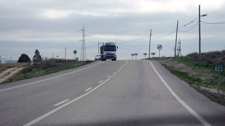 El tráfico en las carreteras regionales aumentó un 2,64% en 2015