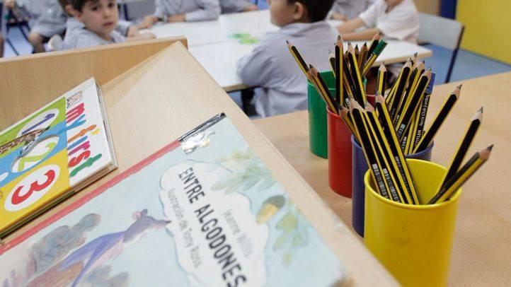 Educación se compromete a bajar las ratios en las aulas el próximo curso