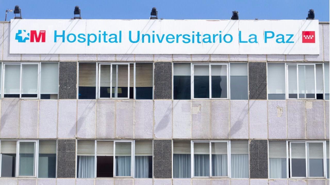 Atropellado un ciclista de 18 a os en las tablas madridiario - Hospital universitario de la paz ...