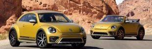 Volkswagen Beetle Dune, espíritu libre