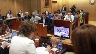 Granados comparece por videoconferencia desde la cárcel de Estremera