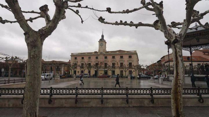 Ayuntamiento de Alcala de Henares.(Archivo)