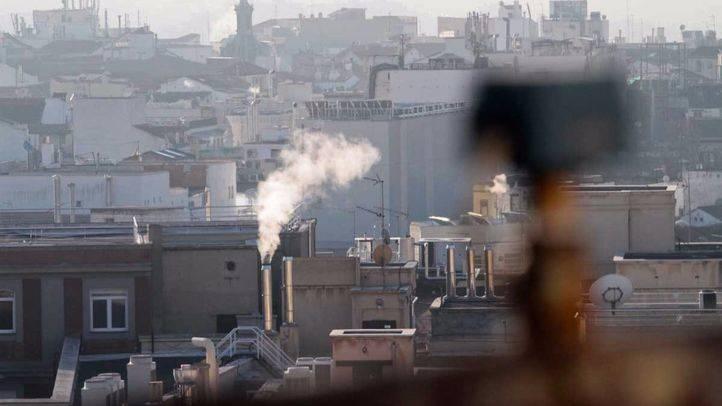 Los madrileños, los cuartos más insatisfechos de la UE con la contaminación